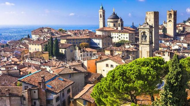 Dove mangiare a Bergamo Alta spendendo poco