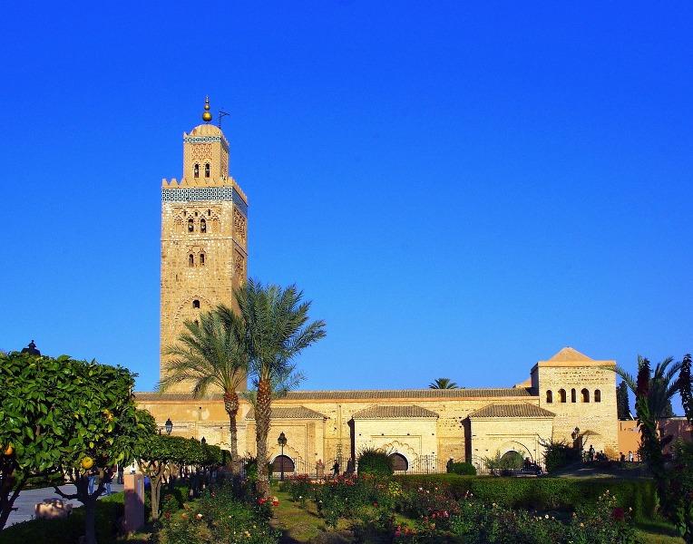 Come arrivare a Marrakech dall'Italia